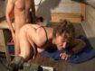 Die eigene Mutter im Keller gefickt
